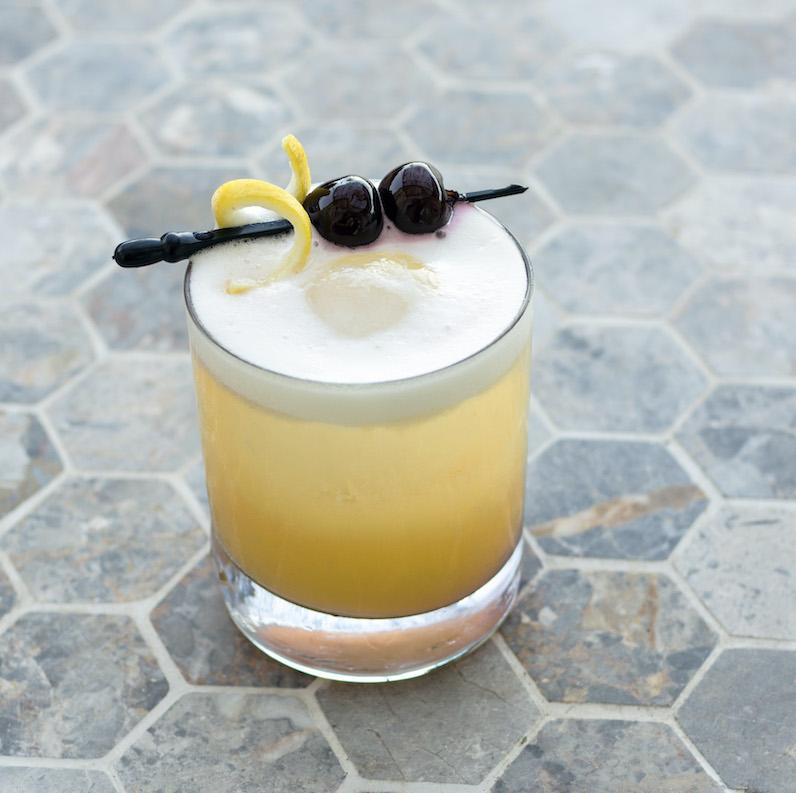 boston sour cocktail recipe