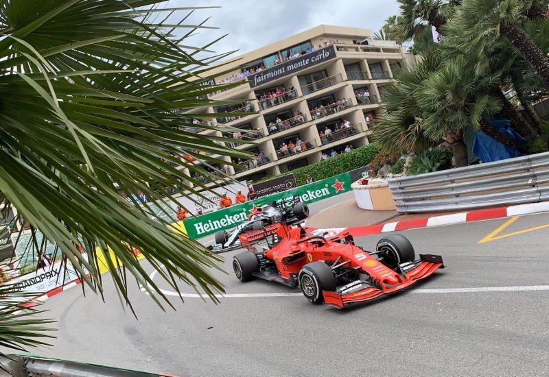 ferrari Monaco GP